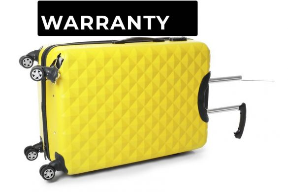Luggage Warranty Information